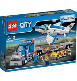 LEGO LEGO City 60079 - Trainingsvliegtuig Transport
