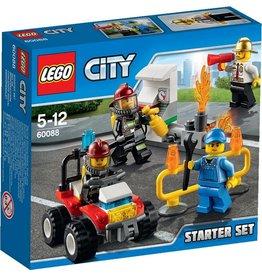 LEGO LEGO City 60088 - Brandweer Startset