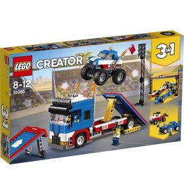 LEGO LEGO Creator 31085 - Mobiele stuntshow