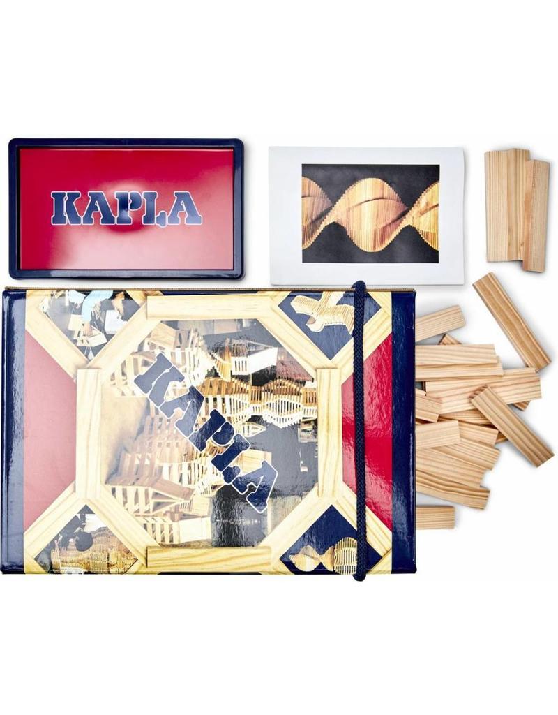 Kapla Kapla 200 blanke plankjes in doos