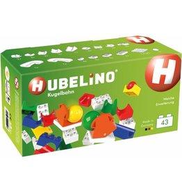 Hubelino Hubelino Knikkerbaan Uitbreidingsset Wissel