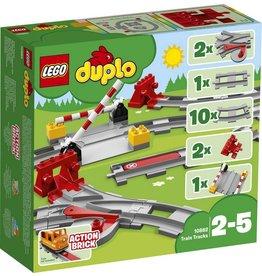 LEGO DUPLO  LEGO DUPLO 10882 - Treinrails