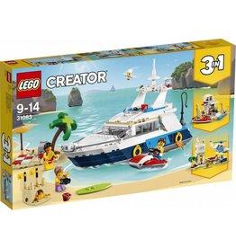 LEGO LEGO Creator 31083 - Cruise Avonturen