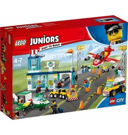LEGO LEGO Juniors 10764 - City Central Luchthaven