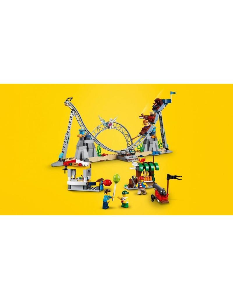 LEGO LEGO Creator 31084 - Piratenachtbaan