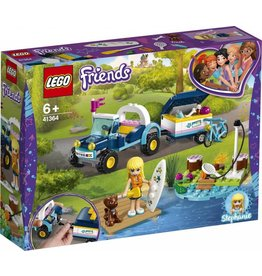 LEGO LEGO Friends 41364 - Stephanie`s Buggy en Trailer