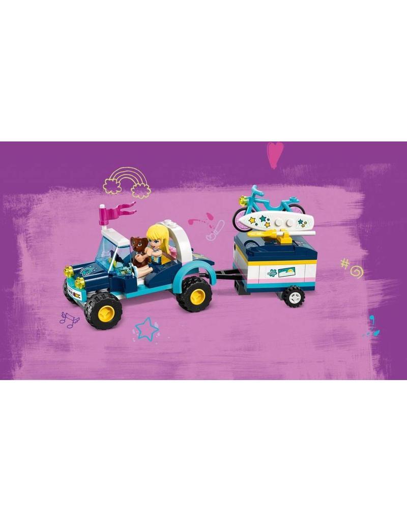 LEGO LEGO Friends 41364 - Stephanie`s Buggy en Trailer