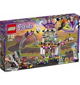 LEGO LEGO Friends 41352 - De Grote Racedag