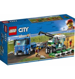 LEGO LEGO City 60223 - Maaidorser Transport