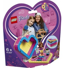 LEGO LEGO Friends 41357 - Olivia`s Heart Box