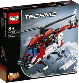 LEGO LEGO Technic 42092 - Reddingshelikopter