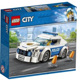 LEGO LEGO City 60239 - Politiepatrouille Auto