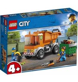 LEGO LEGO City 60220 - Vuilniswagen