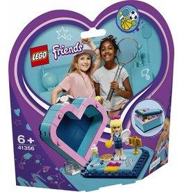 LEGO LEGO Friends 41356 - Stephanie's Hartvormige Doos