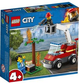 LEGO LEGO City 60212 - Barbecuebrand Blussen