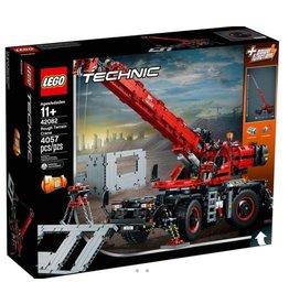 LEGO LEGO Technic 42082 - Kraan voor alle terreinen