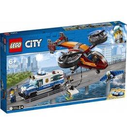 LEGO LEGO City 60209 - Luchtpolitie Diamantroof