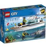 LEGO LEGO City 60221 - Duikjacht