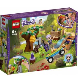 LEGO LEGO Friends 41363 - Mia's Avontuur in het Bos