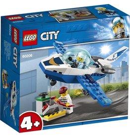 LEGO LEGO City 60206 - Luchtpolitie Vliegtuigpatrouille