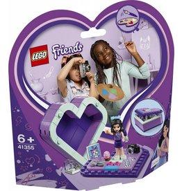 LEGO LEGO Friends 41355 - Emma's Hartvormige Doos