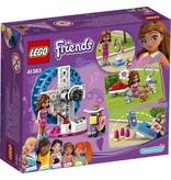 LEGO LEGO Friends 41383 - Olivia's Hamsterspeelplaats