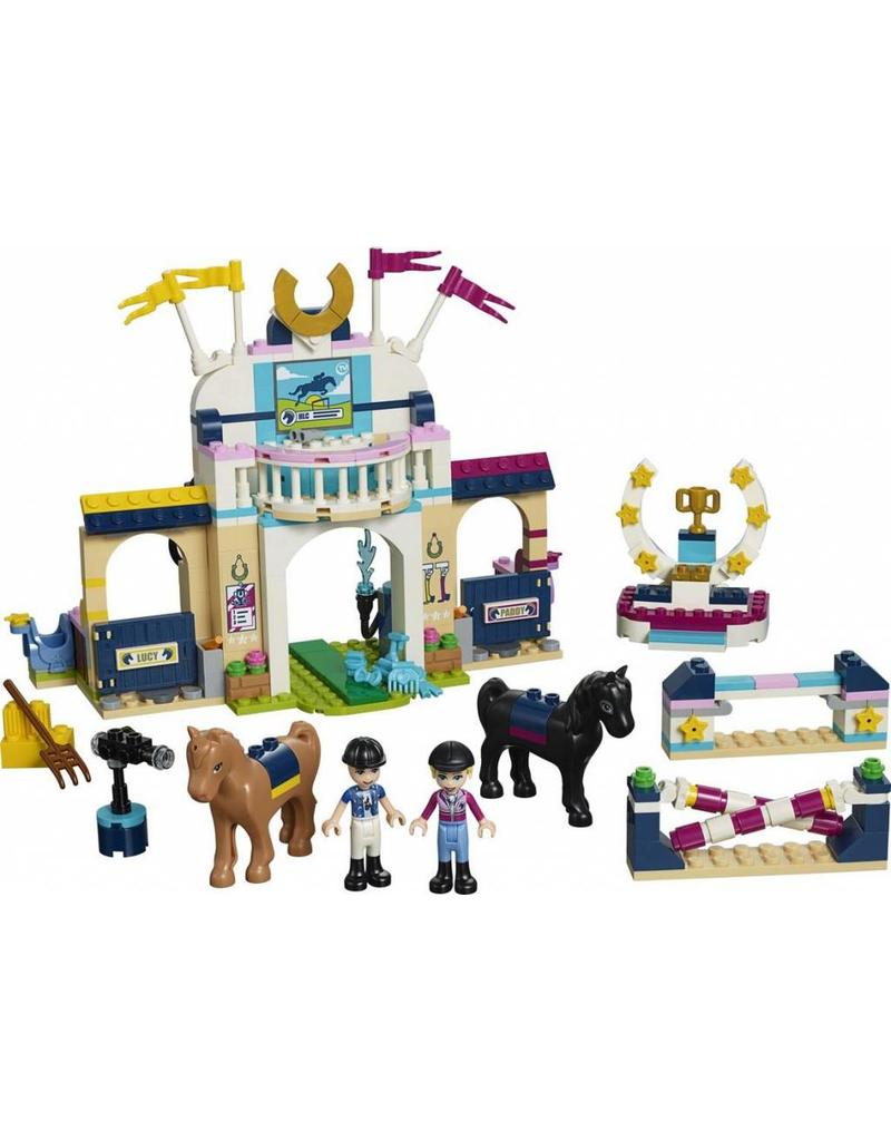 LEGO LEGO Friends 41367 - Stephanie's Paardenconcours