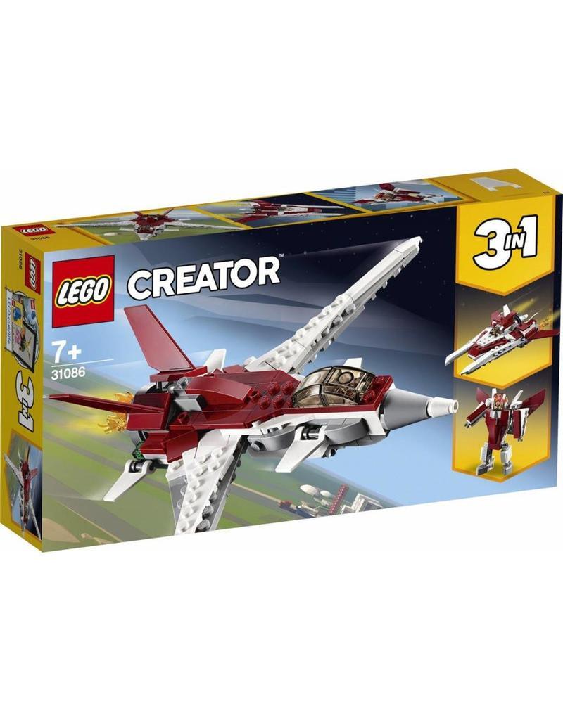 LEGO LEGO Creator 31086 - Futuristisch Vliegtuig