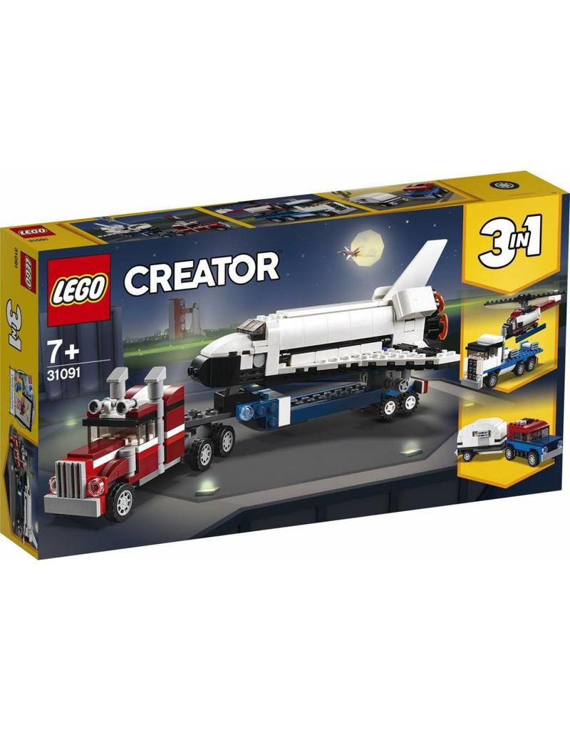 LEGO LEGO Creator 31091 - Spaceshuttle Transport