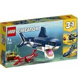 LEGO LEGO Creator 31088 - Diepzeewezens