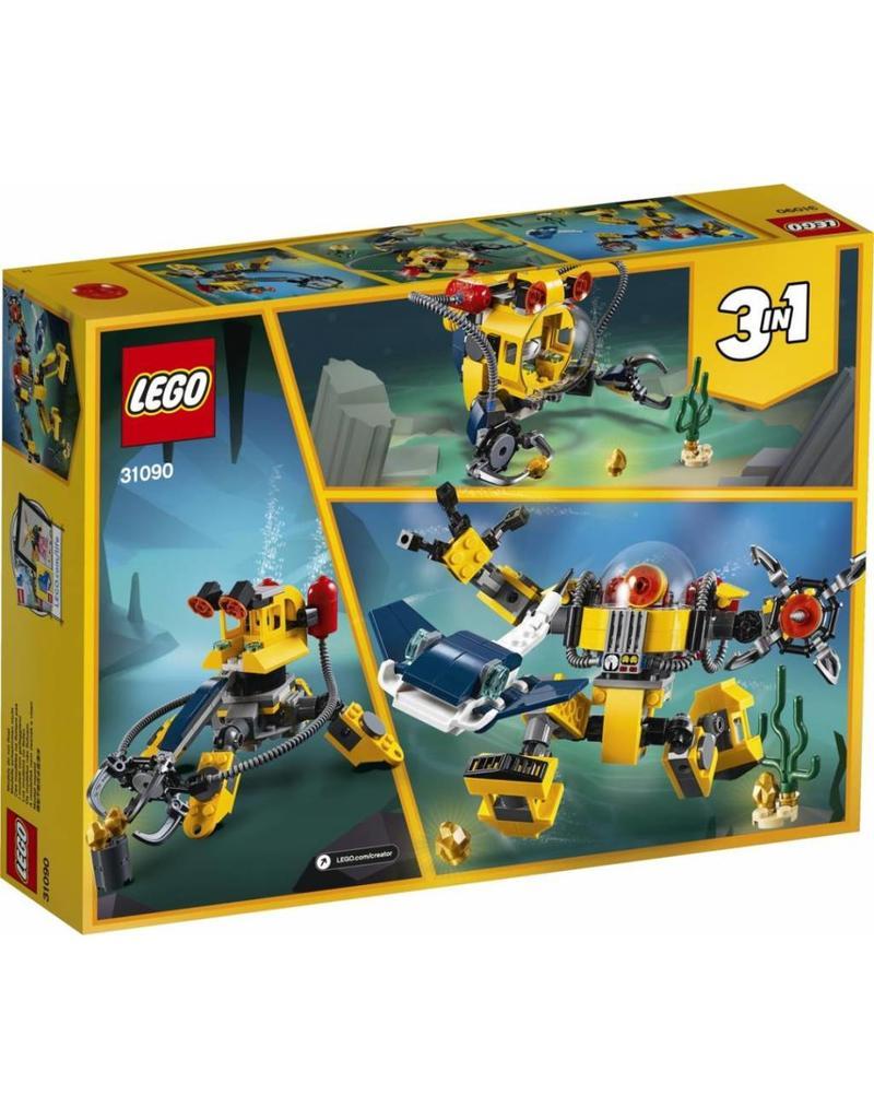 LEGO LEGO Creator 31090 - Onderwaterrobot