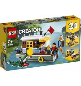 LEGO LEGO Creator 31093 - Woonboot aan de Rivier