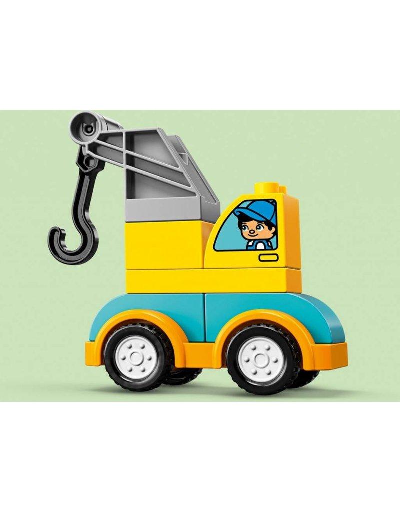 LEGO DUPLO  LEGO DUPLO 10883 - Mijn Eerste Sleepwagen