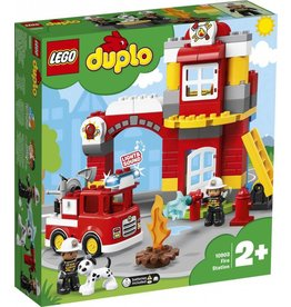 LEGO DUPLO  LEGO DUPLO 10903 - Brandweerkazerne