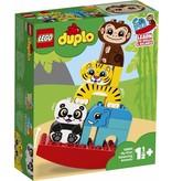 LEGO DUPLO  LEGO DUPLO 10884 - Mijn Eerste Balancerende Dieren