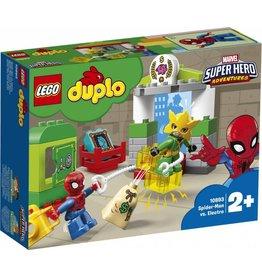 LEGO DUPLO  LEGO DUPLO 10893 - Spider-Man vs. Electro
