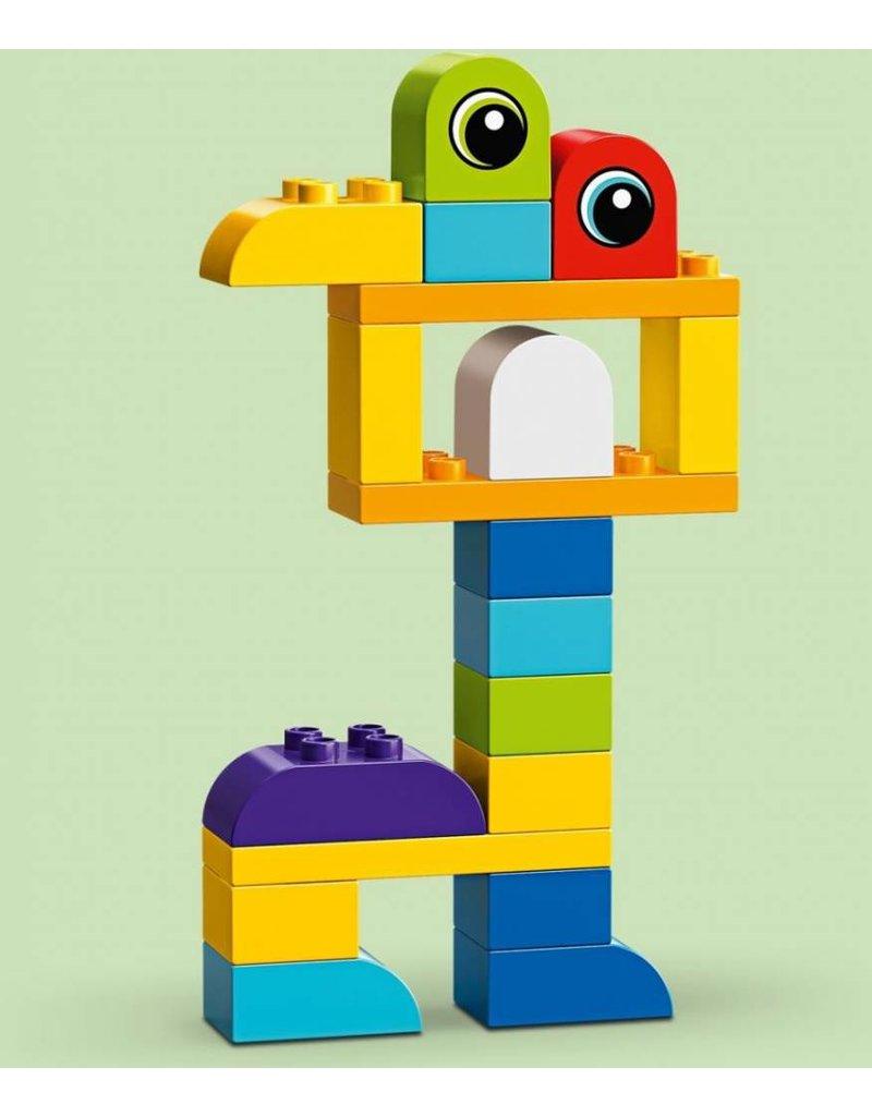 LEGO DUPLO  LEGO DUPLO 10895 - The Movie 2 Visite voor Emmet en Lucy van de DUPLO Planeet