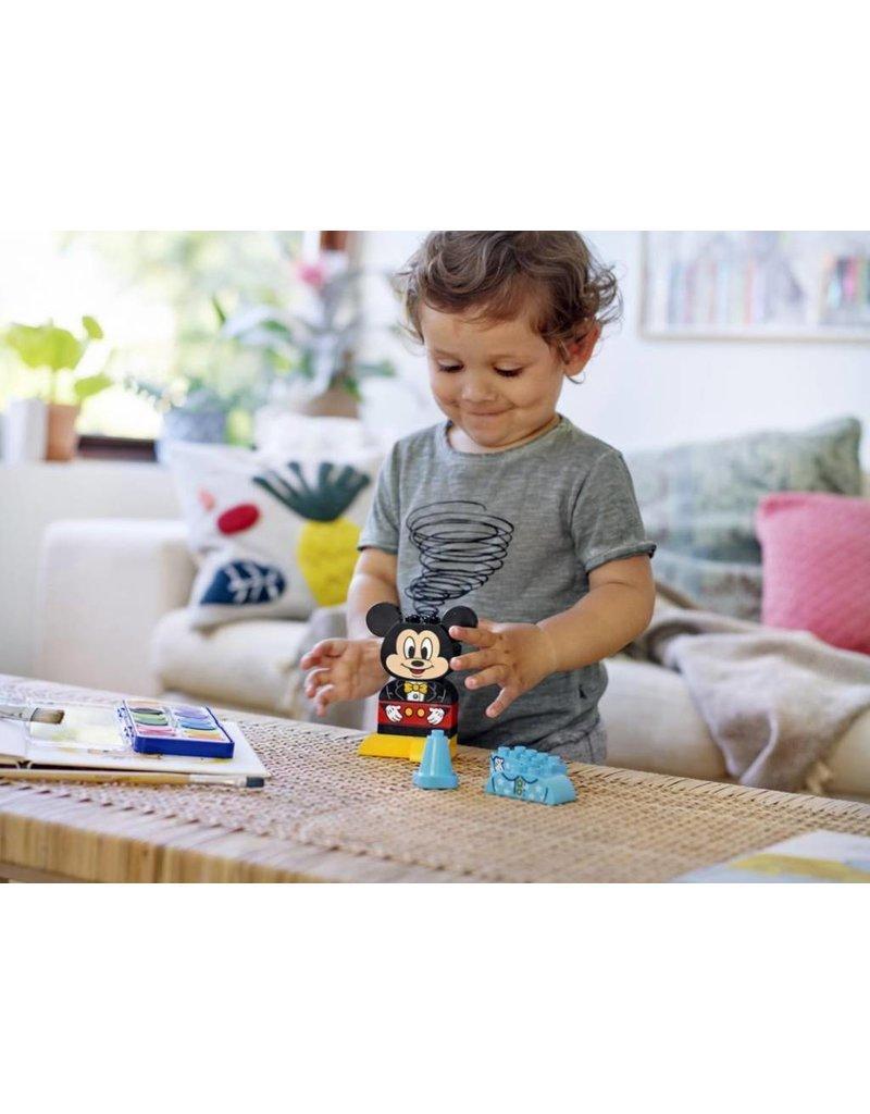 LEGO DUPLO  LEGO DUPLO 10898 - Mijn Eerste Mickey Creatie