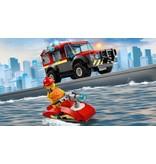 LEGO LEGO City 60215 - Brandweerkazerne