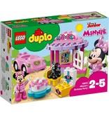 LEGO DUPLO  LEGO DUPLO 10873 - Minnie's Verjaardagsfeest