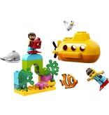 LEGO DUPLO  LEGO DUPLO 10910 - Avontuur met onderzeeër