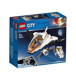 LEGO LEGO City 60224 - Satelliet Transportmissie