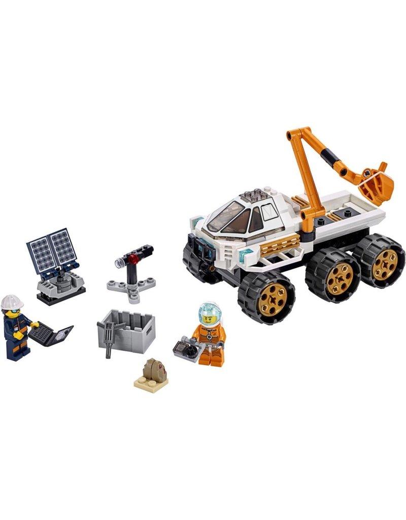 LEGO LEGO City 60225 - Testrit Rover