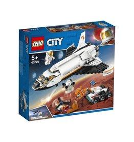 LEGO LEGO City 60226 - Mars Onderzoeksshuttle