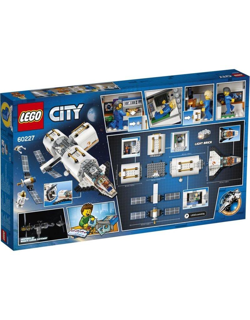 LEGO LEGO City 60227 - Ruimtestation op de Maan