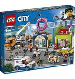 LEGO LEGO City 60233 - Opening Donutwinkel