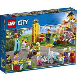 LEGO LEGO City 60234 - Personenset Kermis
