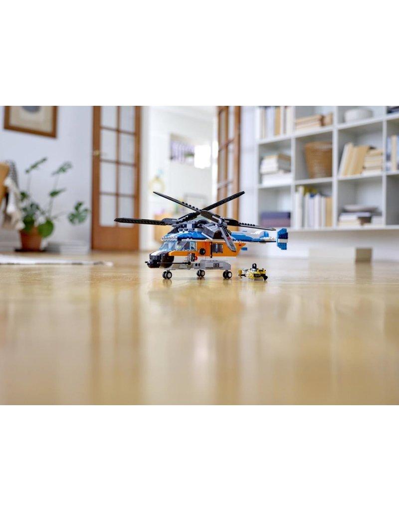 LEGO LEGO Creator 31096 - Dubbel-rotor Helikopter
