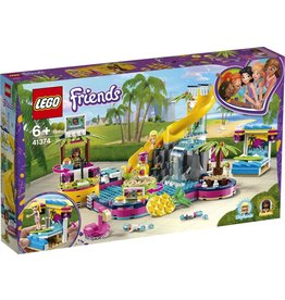 LEGO LEGO Friends 41374 - Andrea's Zwembadfeest