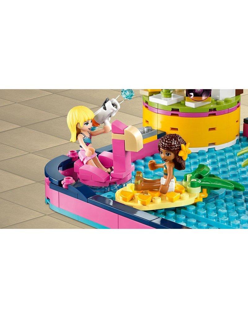 LEGO LEGO Friends 41374 - Andrea's Zwembadfeest